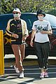 pregnant halsey shopping with alev aydin 18