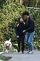 Photo 24 of Shawn Mendes & Camila Cabello Share a Kiss While Walking Their Dog Tarzan