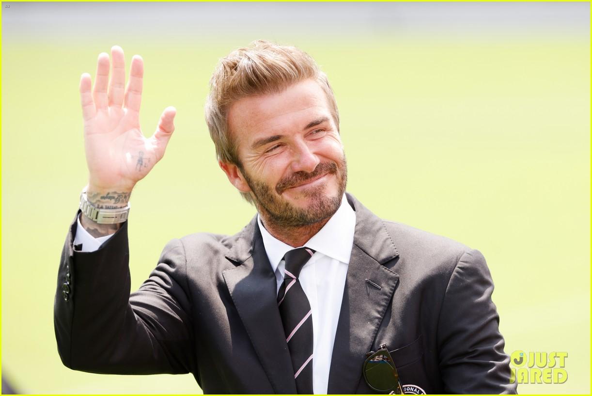 david beckham tom brady more inter miami soccer match 174544647