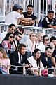Photo 26 of David Beckham Watches Inter Miami CF Soccer Game With Pal Tom Brady & More