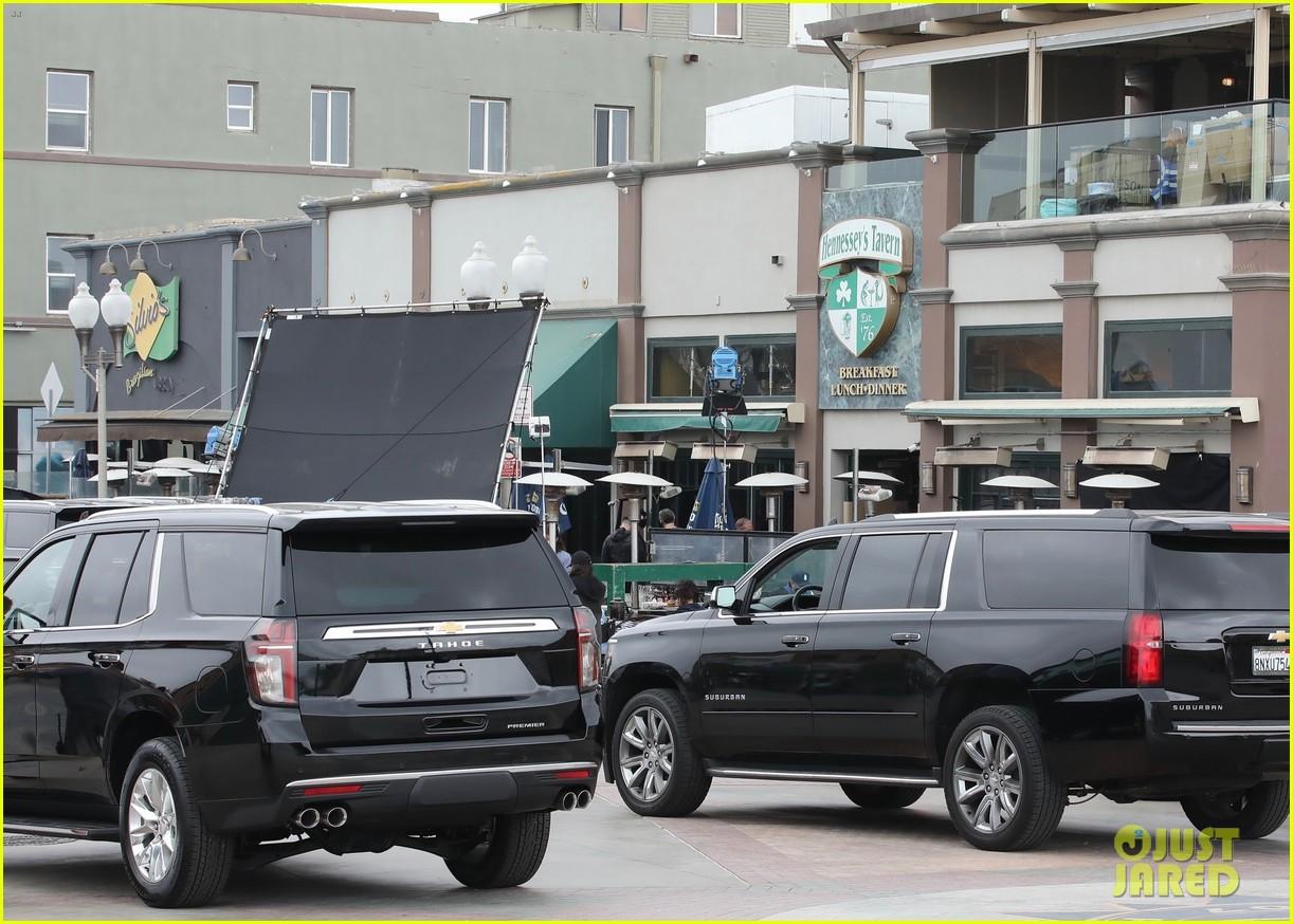 chris pratt terminal list filming hermosa beach 284541876