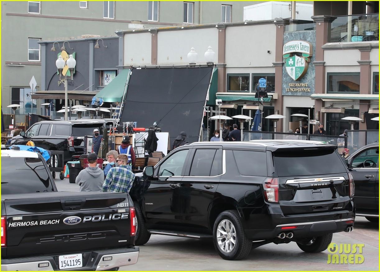 chris pratt terminal list filming hermosa beach 304541878