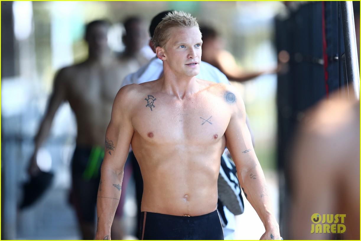 cody simpson marloes stevens aussie swim race pics 064544214