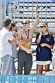 Photo 10 of Cody Simpson Celebrates With Girlfriend Marloes Stevens After Competing In Australian Swimming Championships 2021