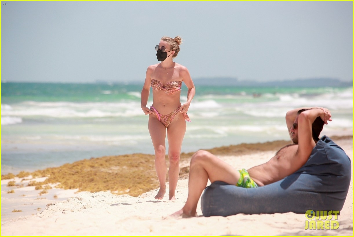 julianne hough goes for dip in ocean mexican vacation 184549515