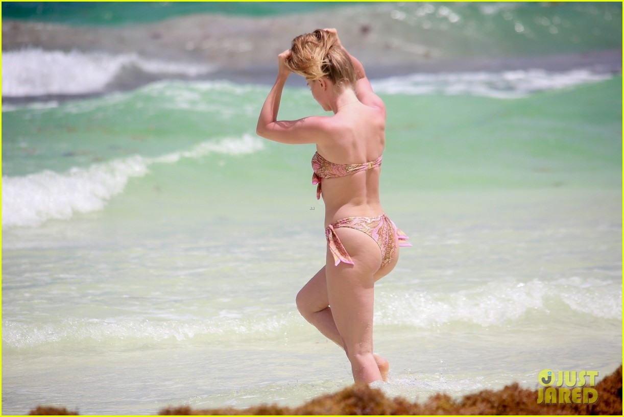 julianne hough goes for dip in ocean mexican vacation 354549532