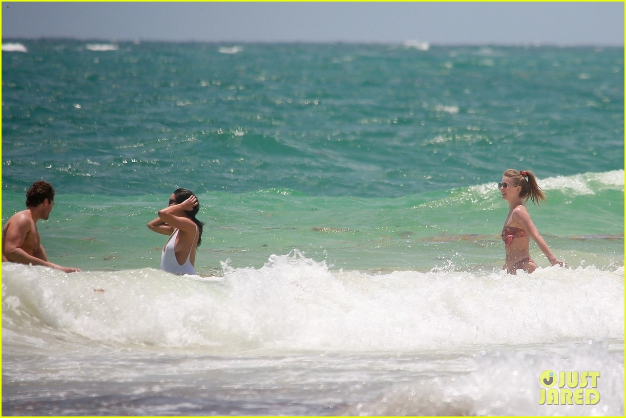 julianne hough goes for dip in ocean mexican vacation 374549534