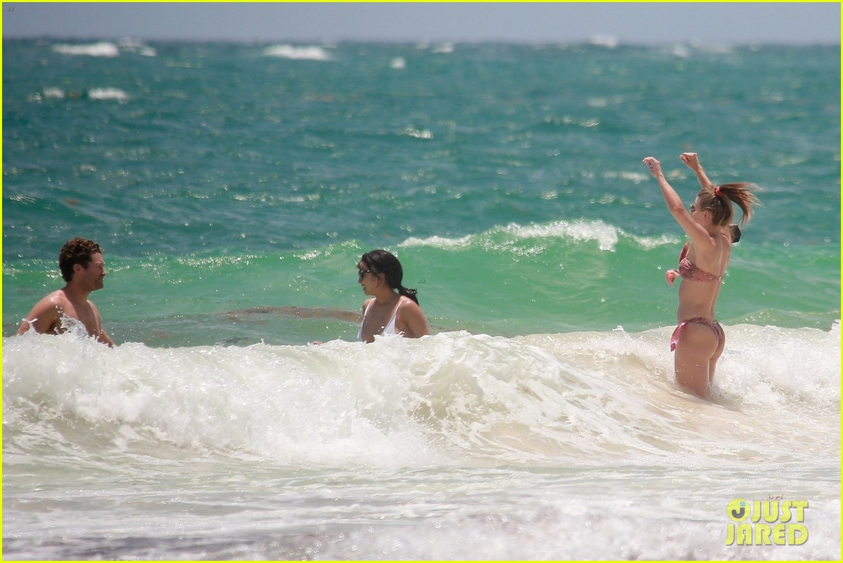 julianne hough goes for dip in ocean mexican vacation 384549535