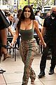 Photo 60 of Kim Kardashian Visits Her SKIMS Pop-Up Shop After Becoming a Billionaire!