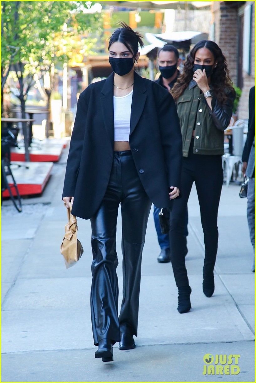 kendall jenner devin booker happiest quote nyc sighting 024548645