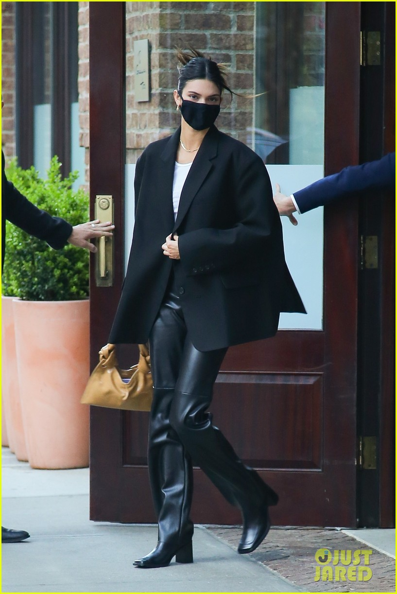 kendall jenner devin booker happiest quote nyc sighting 064548649