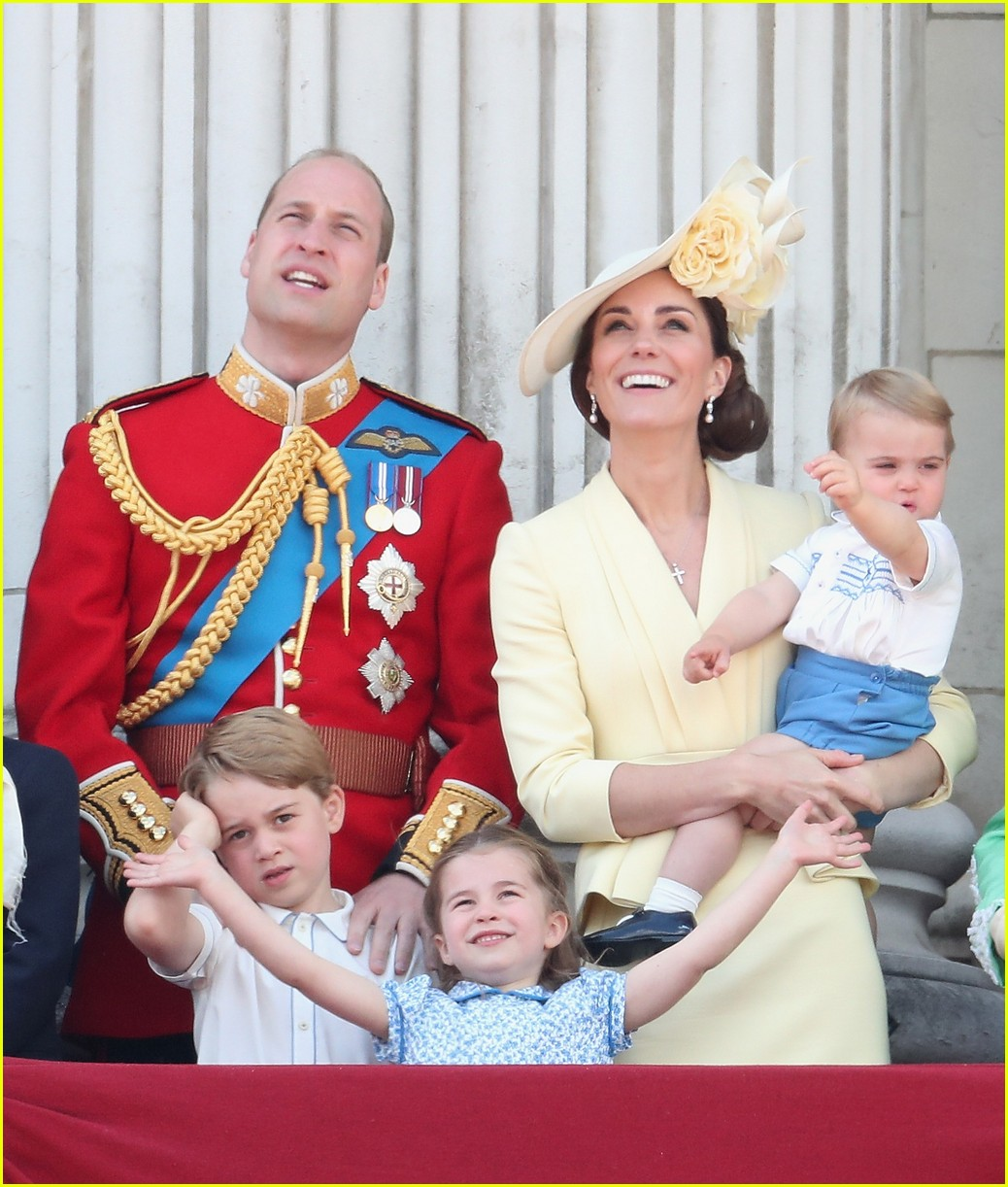 prince louis through the years 214545913