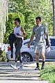 Photo 2 of Nina Dobrev Kicks Off The Week With A Workout With Boyfriend Shaun White