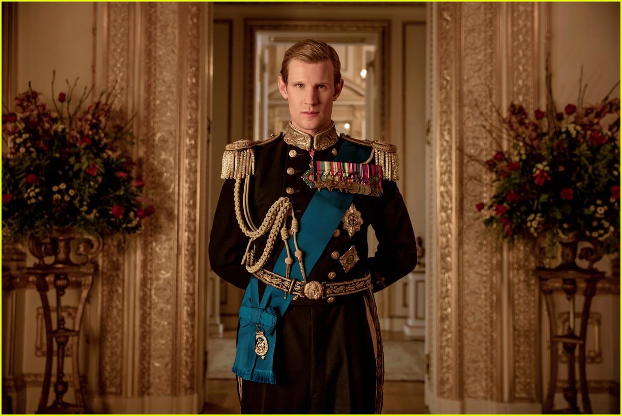 matt smith as prince philip 024540282
