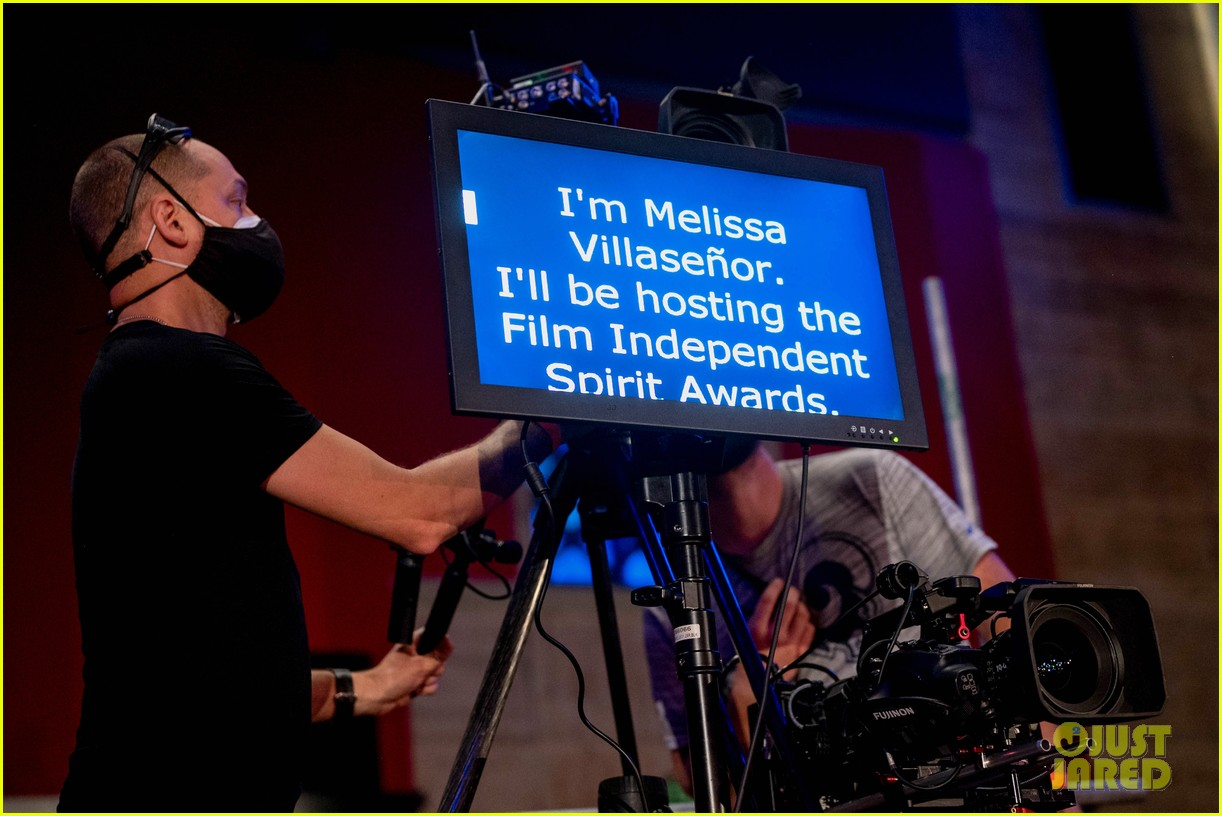 melissa villasenor hosting spirit awards 2021 204545979