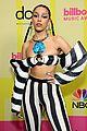 Photo 10 of Doja Cat Stuns in Stripes at the Billboard Music Awards 2021