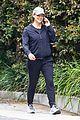jennifer garner all smiles taking phone call on walk 05
