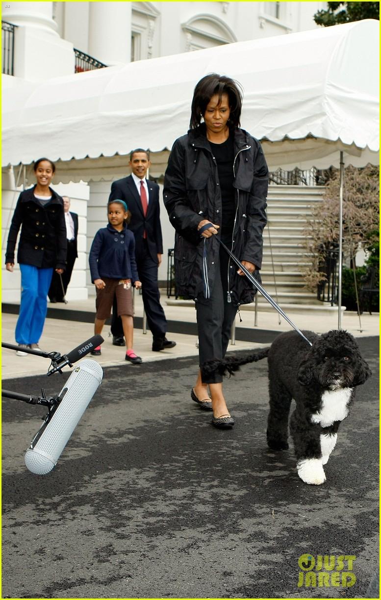 obamas mourn death of dog bo 074553774