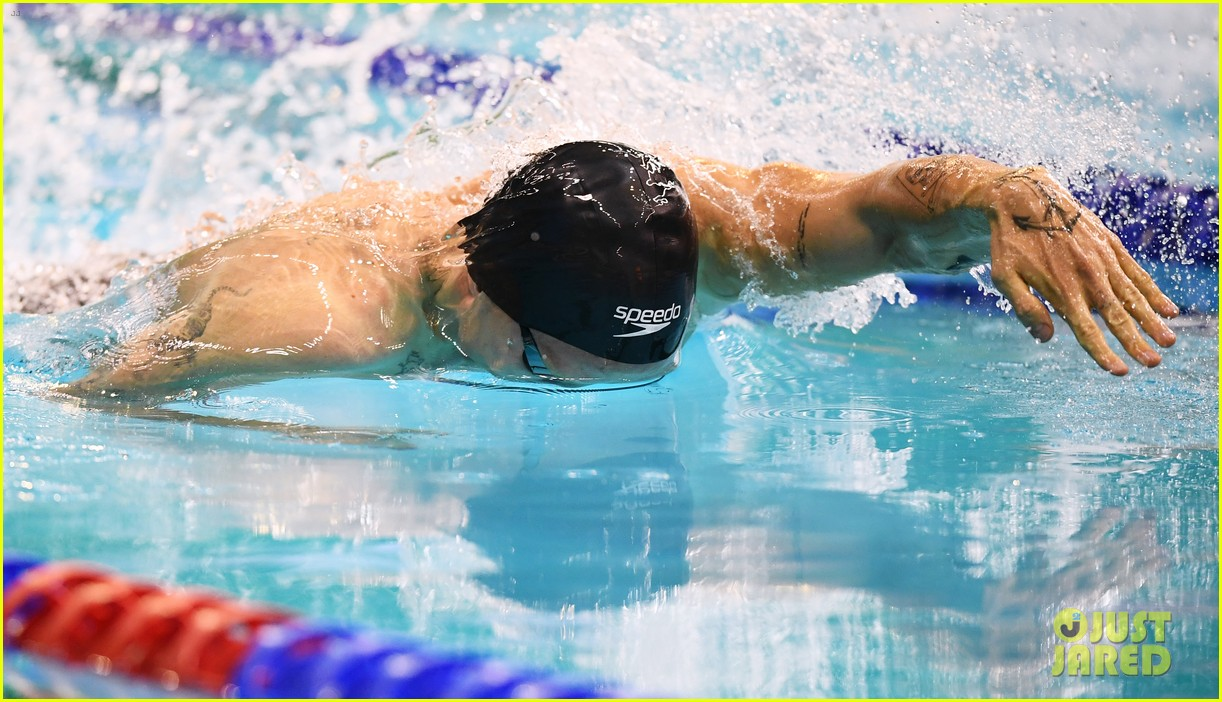 cody simpson first olympic trials event 144570655