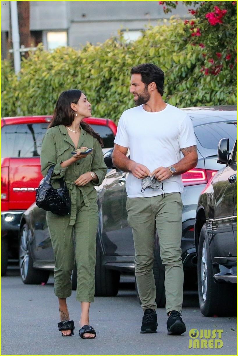 eiza gonzalez with new boyfriend paul rabil 014568176