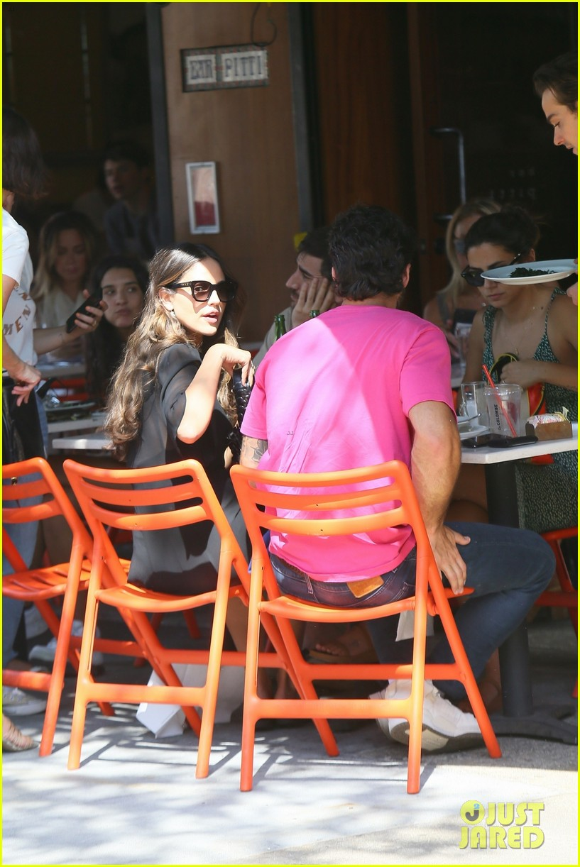 eiza gonzalez boyfriend paul rabil in new york 064574382