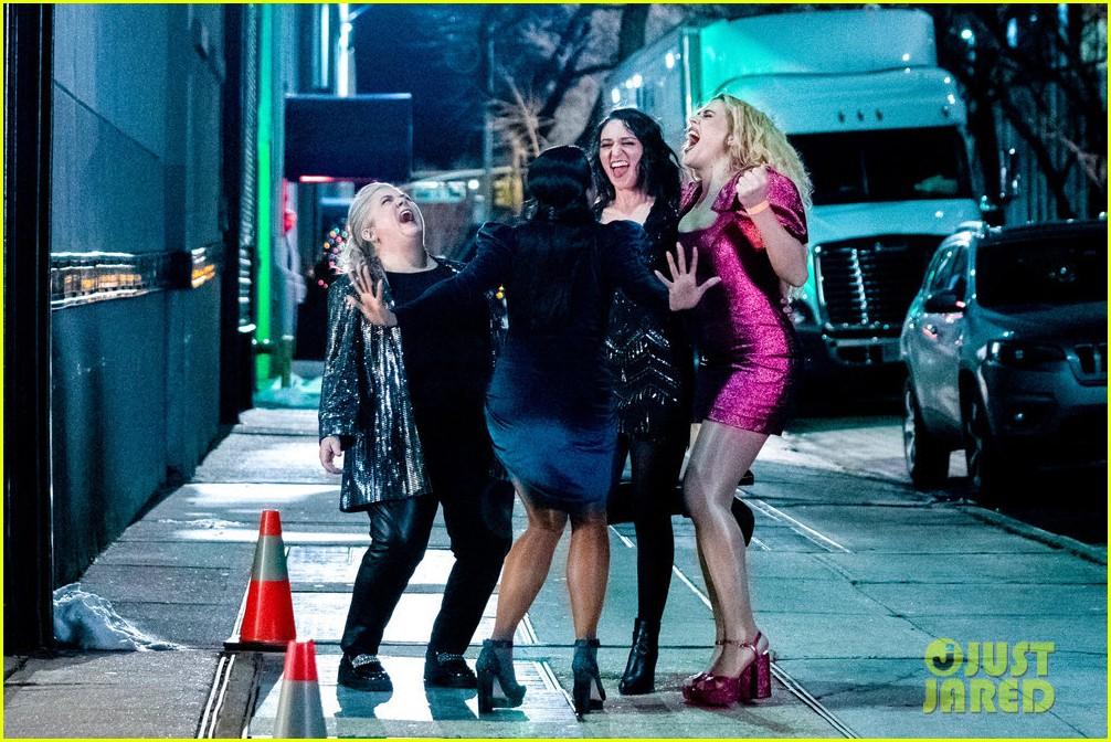 girls5eva renewed season two cast reacts 054570202