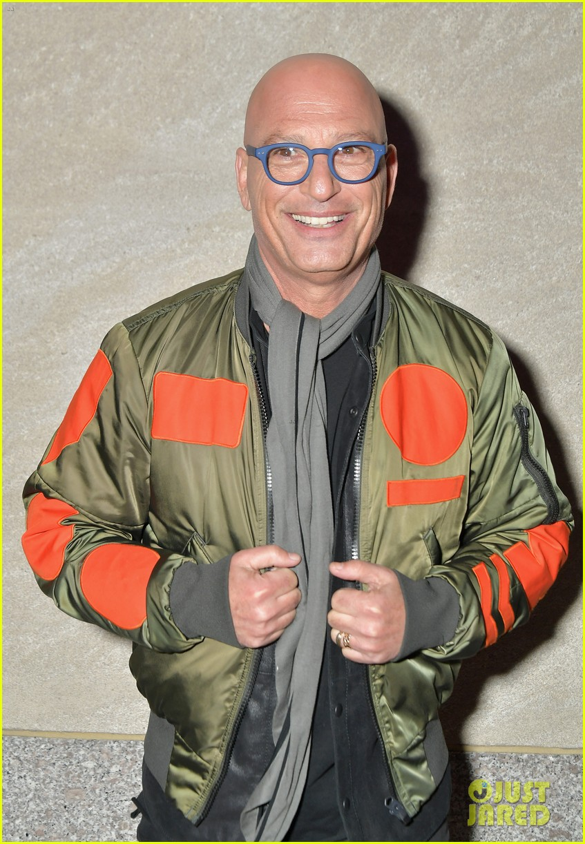 howie madel second vaccine shot 024567988