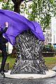 isaac wright celebrates iron throne statue launch 01