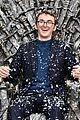 isaac wright celebrates iron throne statue launch 08