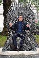 isaac wright celebrates iron throne statue launch 13