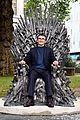 isaac wright celebrates iron throne statue launch 22