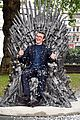 isaac wright celebrates iron throne statue launch 24