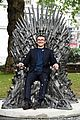 isaac wright celebrates iron throne statue launch 26