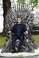 isaac wright celebrates iron throne statue launch 27