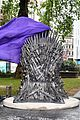 isaac wright celebrates iron throne statue launch 28