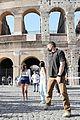 kim kardashian tours rome weekend getaway 112