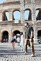 kim kardashian tours rome weekend getaway 114