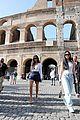 kim kardashian tours rome weekend getaway 115