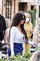 kim kardashian tours rome weekend getaway 171