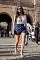 kim kardashian tours rome weekend getaway 48