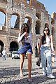 kim kardashian tours rome weekend getaway 49