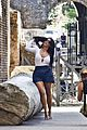 kim kardashian tours rome weekend getaway 66