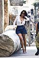 kim kardashian tours rome weekend getaway 67