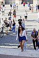 kim kardashian tours rome weekend getaway 82