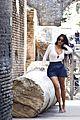 kim kardashian tours rome weekend getaway 86