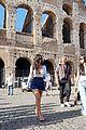 kim kardashian tours rome weekend getaway 87