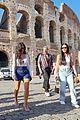 kim kardashian tours rome weekend getaway 88