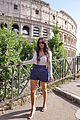 kim kardashian tours rome weekend getaway 95