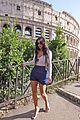 kim kardashian tours rome weekend getaway 96