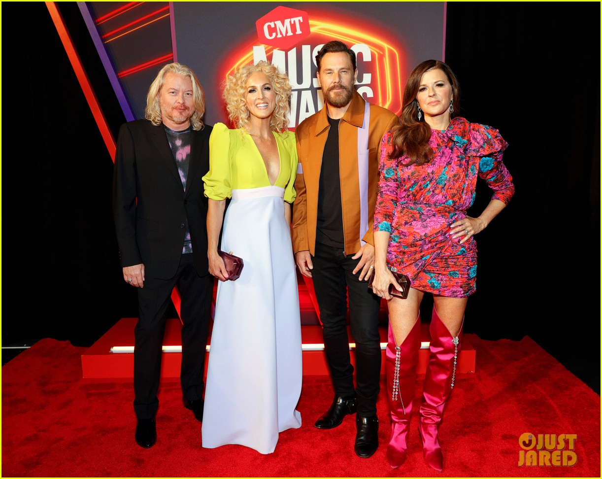 little big town step out for the cmt awards 014566928
